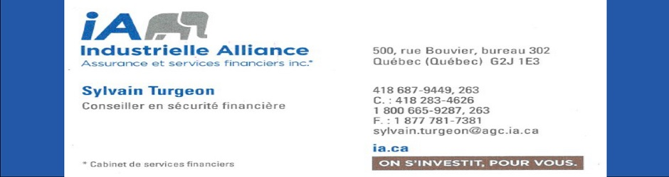Sylvain Turgeon Services financiers inc